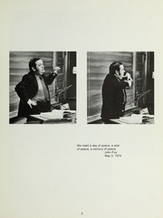 Page 9, 1971 Edition, Salem State University - Clipper Yearbook online yearbook collection