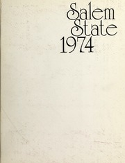 1974 Edition, Salem State University - Clipper Yearbook