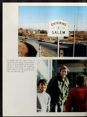 Page 8, 1981 Edition, Salem State University - Clipper Yearbook online yearbook collection