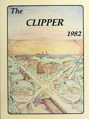 1982 Edition, Salem State University - Clipper Yearbook