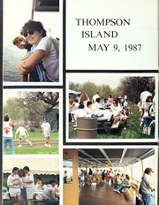 Page 10, 1987 Edition, Salem State University - Clipper Yearbook online yearbook collection