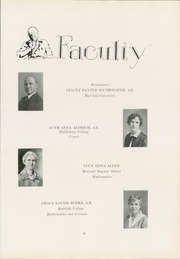 Page 13, 1930 Edition, Thayer Academy - Black and Orange Yearbook (Braintree, MA) online yearbook collection