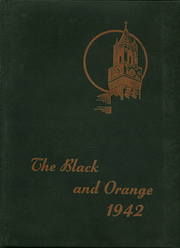 Page 1, 1942 Edition, Thayer Academy - Black and Orange Yearbook (Braintree, MA) online yearbook collection