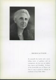 Page 8, 1942 Edition, Thayer Academy - Black and Orange Yearbook (Braintree, MA) online yearbook collection