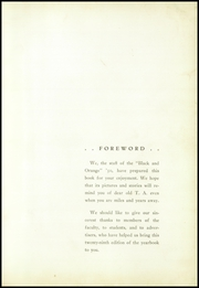 Page 5, 1950 Edition, Thayer Academy - Black and Orange Yearbook (Braintree, MA) online yearbook collection