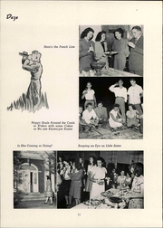Page 17, 1947 Edition, American International College - Taper Yearbook (Springfield, MA) online yearbook collection