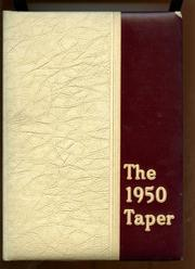 Page 1, 1950 Edition, American International College - Taper Yearbook (Springfield, MA) online yearbook collection