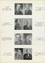 Page 14, 1950 Edition, American International College - Taper Yearbook (Springfield, MA) online yearbook collection