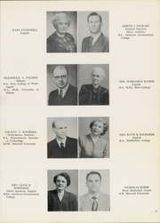 Page 15, 1950 Edition, American International College - Taper Yearbook (Springfield, MA) online yearbook collection