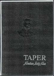Page 1, 1969 Edition, American International College - Taper Yearbook (Springfield, MA) online yearbook collection