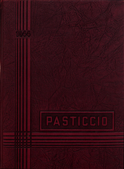 1944 Edition, Clark University - Pasticcio Yearbook (Worcester, MA)