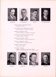 Page 16, 1944 Edition, Clark University - Pasticcio Yearbook (Worcester, MA) online yearbook collection