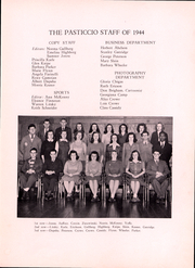 Page 9, 1944 Edition, Clark University - Pasticcio Yearbook (Worcester, MA) online yearbook collection