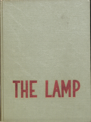 1949 Edition, Lasell College - Lamp Yearbook (Newton, MA)