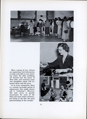 Page 14, 1950 Edition, Lasell College - Lamp Yearbook (Newton, MA) online yearbook collection