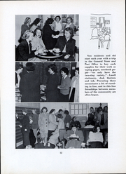 Page 15, 1950 Edition, Lasell College - Lamp Yearbook (Newton, MA) online yearbook collection