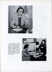 Page 17, 1950 Edition, Lasell College - Lamp Yearbook (Newton, MA) online yearbook collection