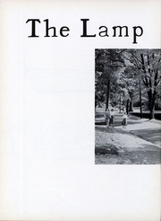 Page 4, 1950 Edition, Lasell College - Lamp Yearbook (Newton, MA) online yearbook collection