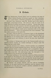 Page 13, 1916 Edition, Bridgewater State University - Alpha Yearbook (Bridgewater, MA) online yearbook collection