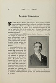 Page 14, 1916 Edition, Bridgewater State University - Alpha Yearbook (Bridgewater, MA) online yearbook collection