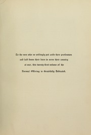 Page 11, 1919 Edition, Bridgewater State University - Alpha Yearbook (Bridgewater, MA) online yearbook collection