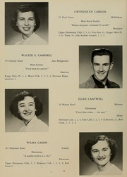 Page 16, 1952 Edition, Bridgewater State University - Alpha Yearbook (Bridgewater, MA) online yearbook collection