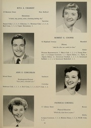 Page 17, 1952 Edition, Bridgewater State University - Alpha Yearbook (Bridgewater, MA) online yearbook collection