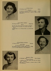 Page 10, 1954 Edition, Bridgewater State University - Alpha Yearbook (Bridgewater, MA) online yearbook collection