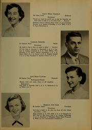Page 13, 1954 Edition, Bridgewater State University - Alpha Yearbook (Bridgewater, MA) online yearbook collection