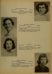 Page 15, 1954 Edition, Bridgewater State University - Alpha Yearbook (Bridgewater, MA) online yearbook collection