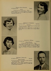 Page 16, 1954 Edition, Bridgewater State University - Alpha Yearbook (Bridgewater, MA) online yearbook collection