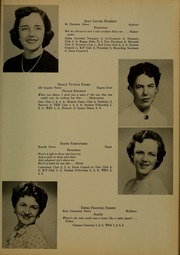 Page 17, 1954 Edition, Bridgewater State University - Alpha Yearbook (Bridgewater, MA) online yearbook collection