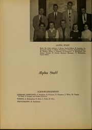 Page 6, 1954 Edition, Bridgewater State University - Alpha Yearbook (Bridgewater, MA) online yearbook collection