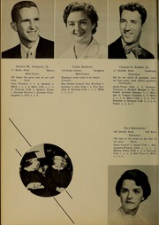 Page 10, 1955 Edition, Bridgewater State University - Alpha Yearbook (Bridgewater, MA) online yearbook collection