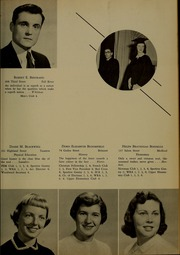 Page 11, 1955 Edition, Bridgewater State University - Alpha Yearbook (Bridgewater, MA) online yearbook collection