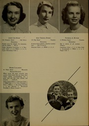 Page 13, 1955 Edition, Bridgewater State University - Alpha Yearbook (Bridgewater, MA) online yearbook collection
