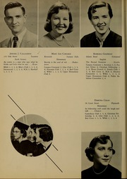 Page 14, 1955 Edition, Bridgewater State University - Alpha Yearbook (Bridgewater, MA) online yearbook collection