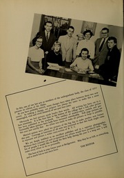 Page 8, 1955 Edition, Bridgewater State University - Alpha Yearbook (Bridgewater, MA) online yearbook collection