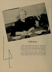 Page 14, 1956 Edition, Bridgewater State University - Alpha Yearbook (Bridgewater, MA) online yearbook collection