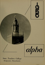 Page 5, 1956 Edition, Bridgewater State University - Alpha Yearbook (Bridgewater, MA) online yearbook collection