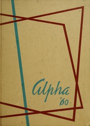 Page 1, 1960 Edition, Bridgewater State University - Alpha Yearbook (Bridgewater, MA) online yearbook collection