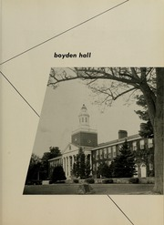 Page 11, 1960 Edition, Bridgewater State University - Alpha Yearbook (Bridgewater, MA) online yearbook collection