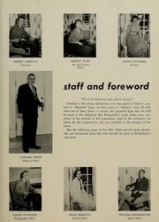 Page 7, 1960 Edition, Bridgewater State University - Alpha Yearbook (Bridgewater, MA) online yearbook collection