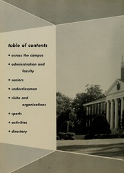Page 8, 1960 Edition, Bridgewater State University - Alpha Yearbook (Bridgewater, MA) online yearbook collection