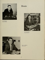 Page 17, 1963 Edition, Bridgewater State University - Alpha Yearbook (Bridgewater, MA) online yearbook collection