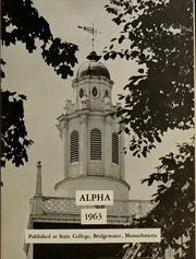 Page 5, 1963 Edition, Bridgewater State University - Alpha Yearbook (Bridgewater, MA) online yearbook collection