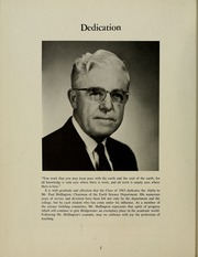 Page 6, 1963 Edition, Bridgewater State University - Alpha Yearbook (Bridgewater, MA) online yearbook collection