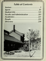 Page 7, 1979 Edition, Bridgewater State University - Alpha Yearbook (Bridgewater, MA) online yearbook collection