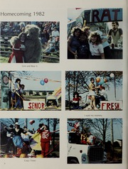 Page 12, 1983 Edition, Bridgewater State University - Alpha Yearbook (Bridgewater, MA) online yearbook collection