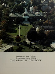 Page 5, 1983 Edition, Bridgewater State University - Alpha Yearbook (Bridgewater, MA) online yearbook collection